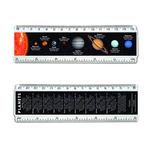 Solar System - Ruler<br>(Pack of 10)