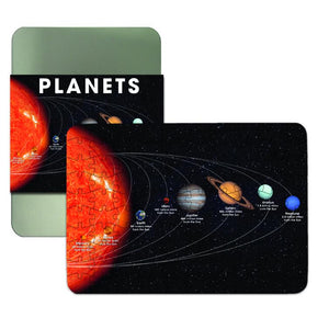 Solar System - 100-piece Jigsaw Puzzle<br>(Pack of 5)