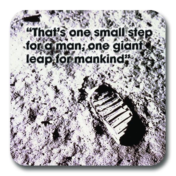 One Small Step - Coaster <br> (Pack of 10)