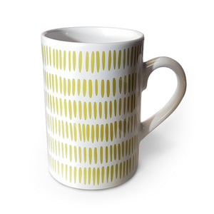 Yellow Rice Grain Mug<br>(Pack of 6)