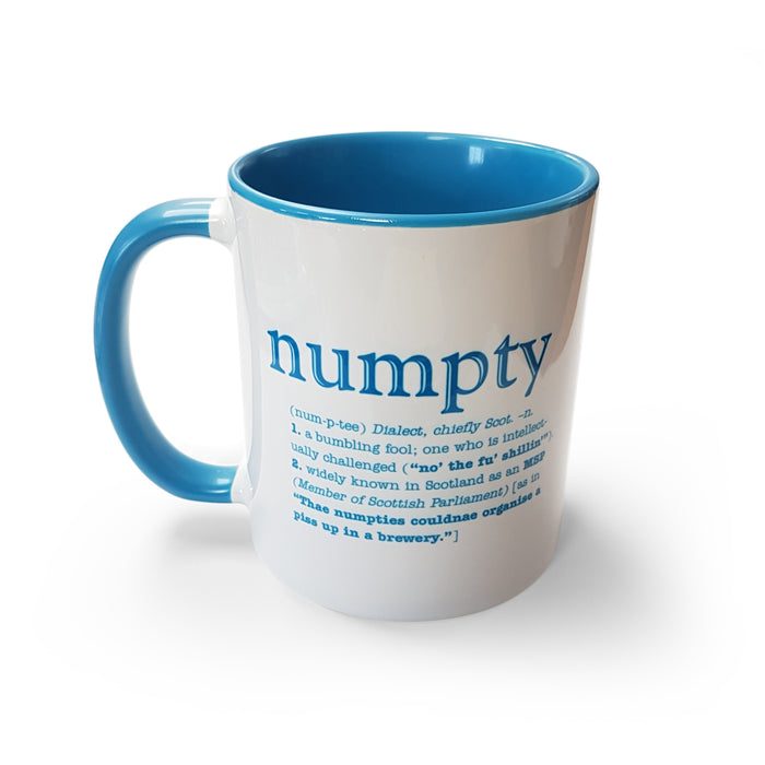 Numpty Mugs<br>(Pack of 6)