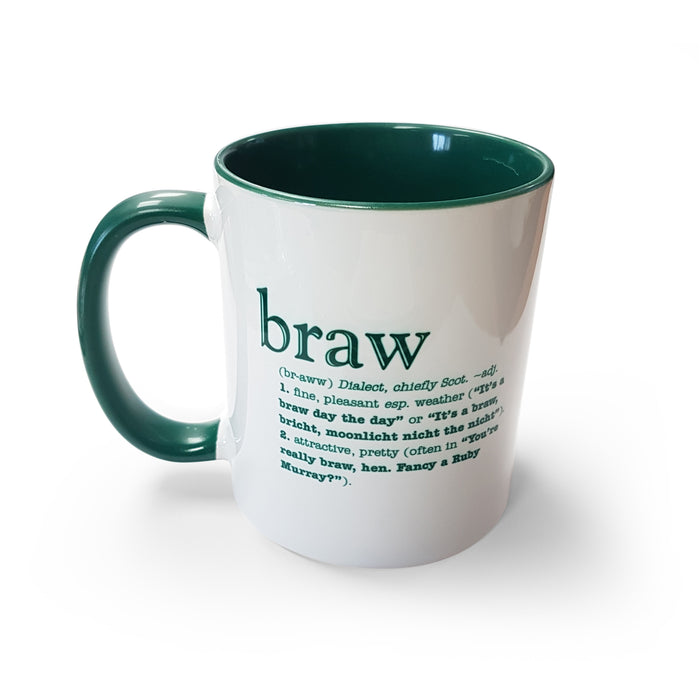 Braw Mugs<br>(Pack of 6)