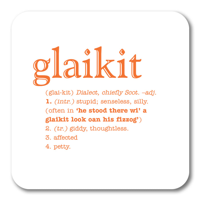 Glaikit Coaster<br>(Pack of 10)