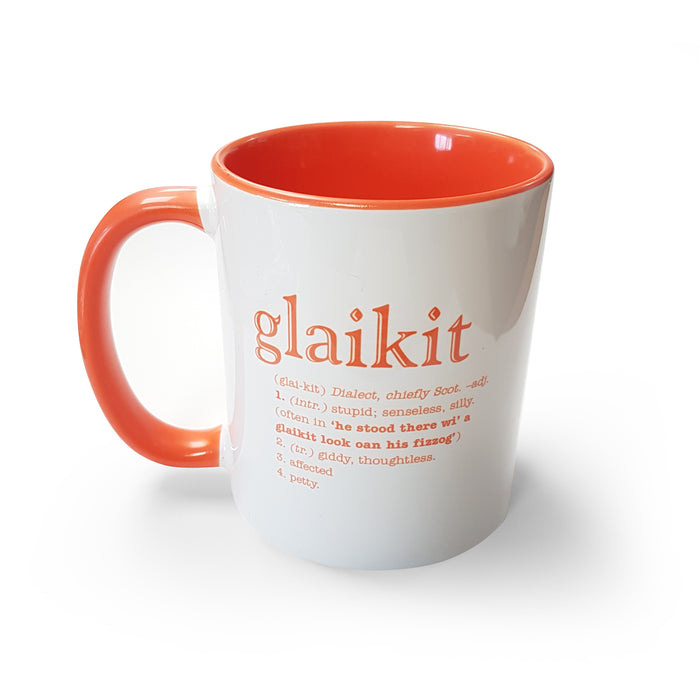 Glaikit Mugs<br>(Pack of 6)