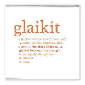 Glaikit Fridge Magnet<br>(Pack of 10)