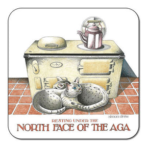 North Face of the Aga Potstand<br>(Pack of 5)