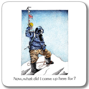 What did I come here for? Coaster<br>(Pack of 10)