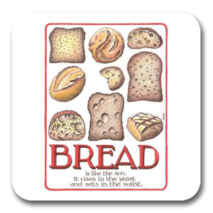 Bread Coaster<br>(Pack of 10)