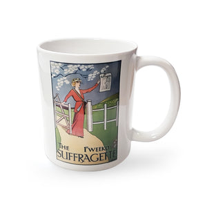 The 1st Weekly Suffragette Mug<br>(Pack of 6)
