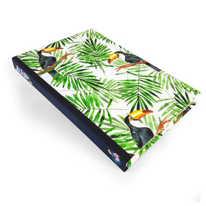 Toucan with Leaf Background Hardback Journal<br>(Pack of 5)