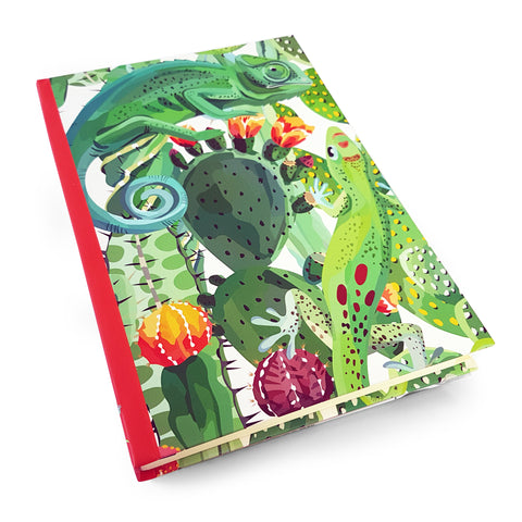 Gecko Hardback Journal<br>(Pack of 5)