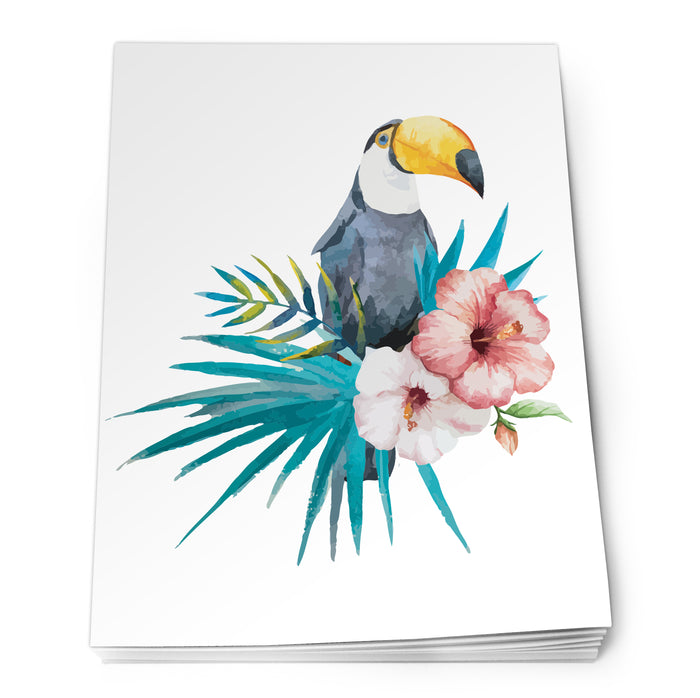 Toucan Notepad<br>(Pack of 10)