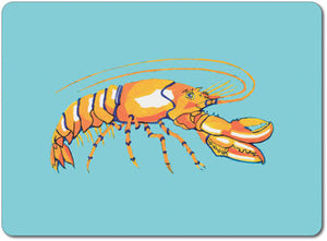 Fresh Lobster Tablemat<br>(Pack of 10)