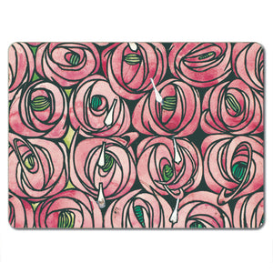 Rose and Teardrop Tablemat<br>(Pack of 10)