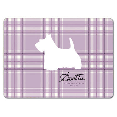 Tartan Scottie Tablemats<br>(Pack of 10)