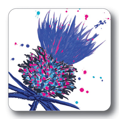 Blue Thistle Tablemat<br>(Pack of 10)