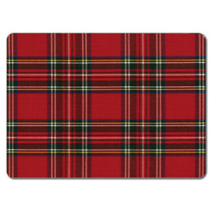 Tartan 1 Tablemats<br>(Pack of 10)