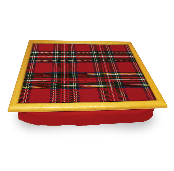 Tartan 1 Cushion Tray<br>(Pack of 2)