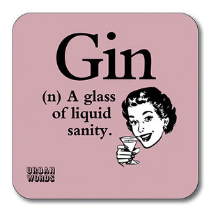 Gin Coaster<br>(Pack of 10)