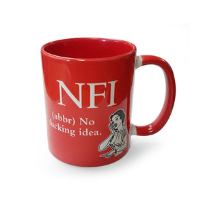 NFI Mug<br>(Pack of 6)