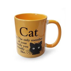 Cat Mug<br>(Pack of 6)