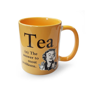 Tea Mug<br>(Pack of 6)