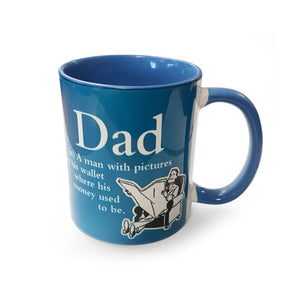 Dad Mug<br>(Pack of 6)