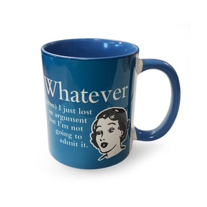 Whatever Mug<br>(Pack of 6)