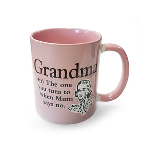 Grandma Mug<br>(Pack of 6)