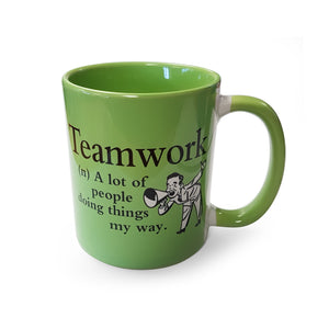 Teamwork Mug<br>(Pack of 6)