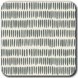 Grey Grain Rice  Coaster<br>(Pack of 10)