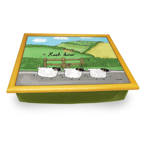 Rush Hour  Cushion Tray<br>(Pack of 2)