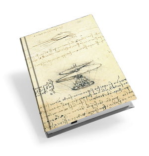 Design for a Helicopter Hardback Journal<br>(Pack of 5)
