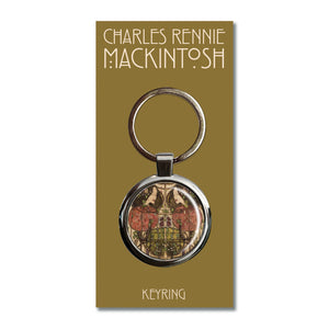 Wassail Metal Keyring<br>(Pack of 10)