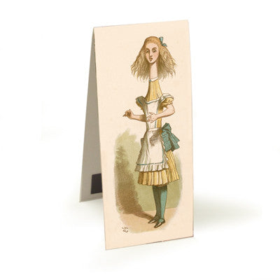 Alice Stretch  Magnetic Bookmark<br>(Pack of 10)