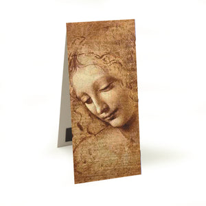 Head of a Young Woman Magnetic Bookmark<br>(Pack of 10)