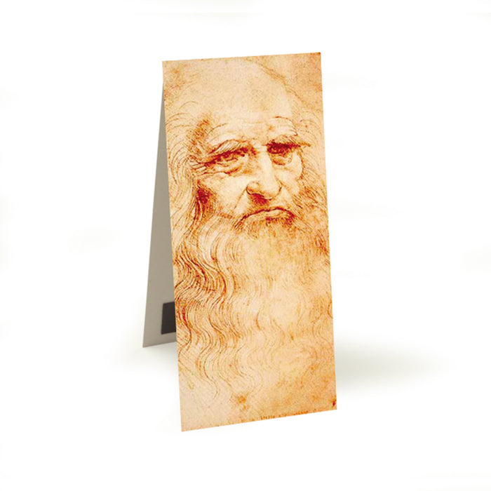 Self Portrait Magnetic Bookmark<br>(Pack of 20)