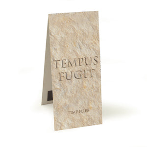 Tempus Fugit (Time Flies)  Magnetic Bookmark<br>(Pack of 10)