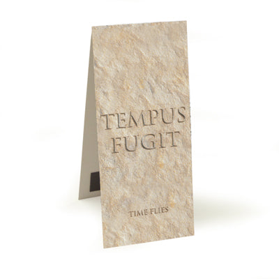 Tempus Fugit (Time Flies)  Magnetic Bookmark<br>(Pack of 20)