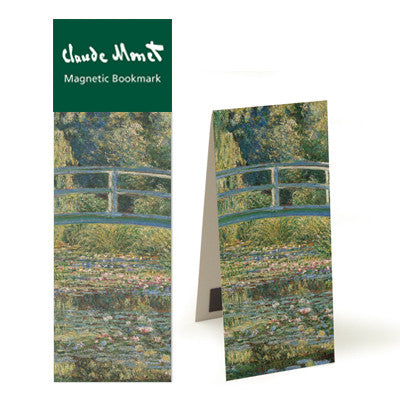 Waterlily Pond  Magnetic Bookmark<br>(Pack of 20)