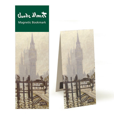 The Thames Below Westminster  Magnetic Bookmark<br>(Pack of 20)