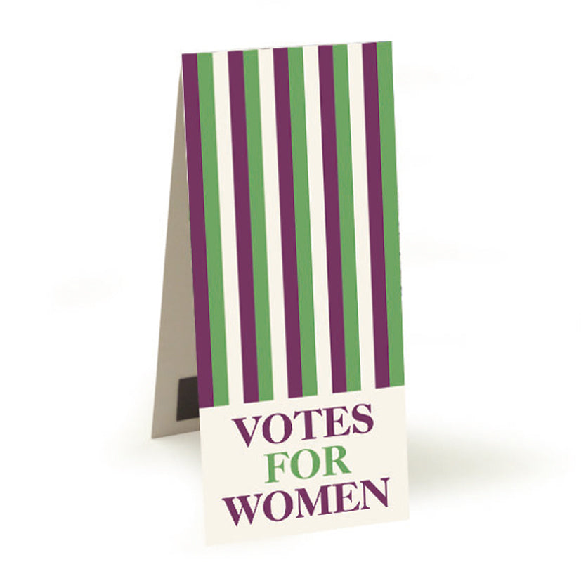 Votes for Women  Magnetic Bookmark<br>(Pack of 10)