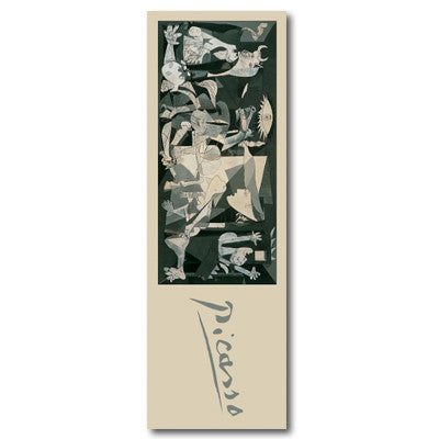 Guernica Bookmark<br>(Pack of 20)