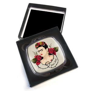 Frida Kahlo Thorns Compact Mirror<br>(Pack of 5)