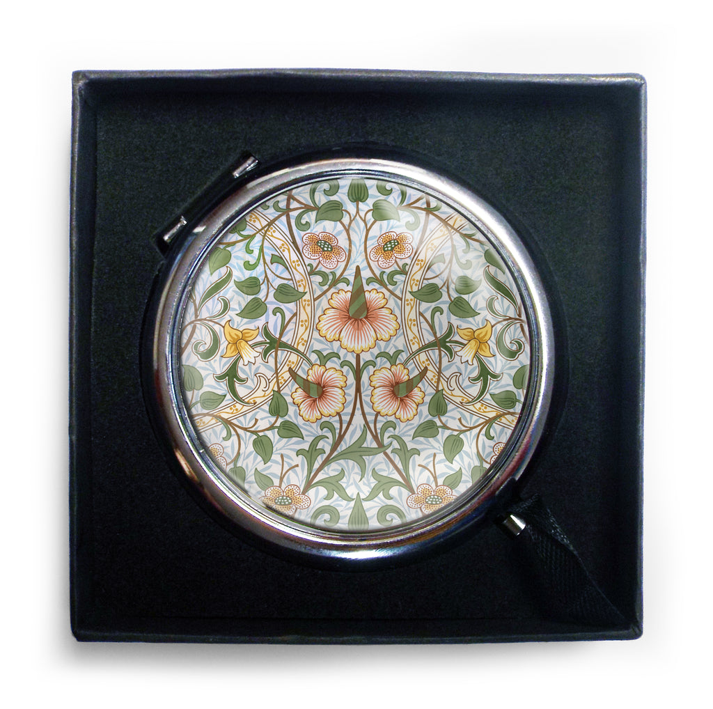Daffodil Compact Mirror<br>(Pack of 5)