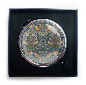 Strawberry Thief Compact Mirror<br>(Pack of 5)