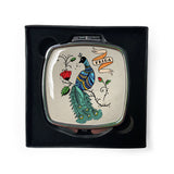 Frida Kahlo Peacock Compact Mirror<br>(Pack of 5)