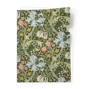 Golden Lily Document Folder<br>(Pack of 10)