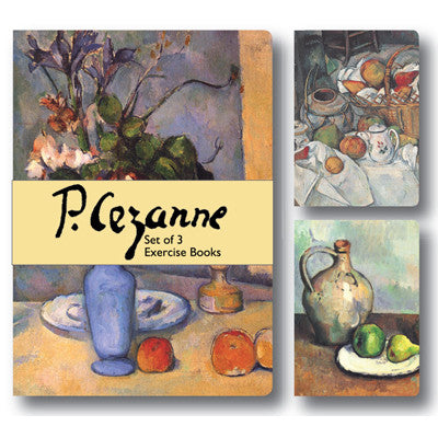 Cezanne Exercise Book Set of 3<br>(Pack of 5)