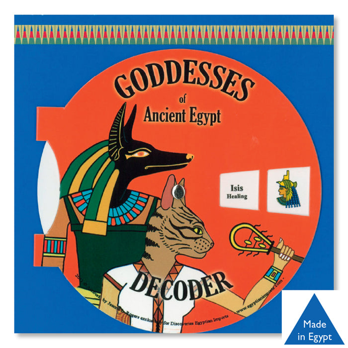 Gods & Goddesses - Hieroglyphic Decoders<br>(Pack of 10)